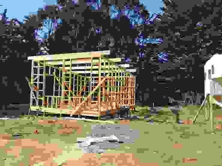od Q-bo proyectos de construccion Klasyczny Drewno O efekcie drewna