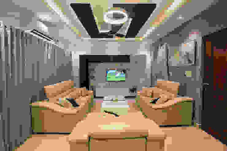 Living Room by Aikaa Designs Modern living room by Aikaa Designs Modern