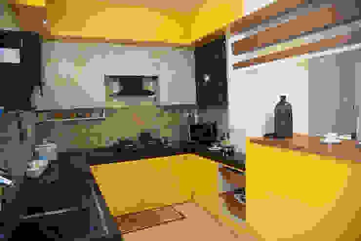 Modern Kitchen by Aikaa Designs by Aikaa Designs Modern