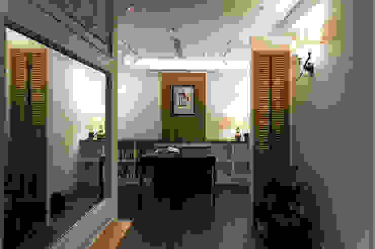 日光綠景 根據 松泰室內裝修設計工程有限公司 簡約風 實木 Multicolored
