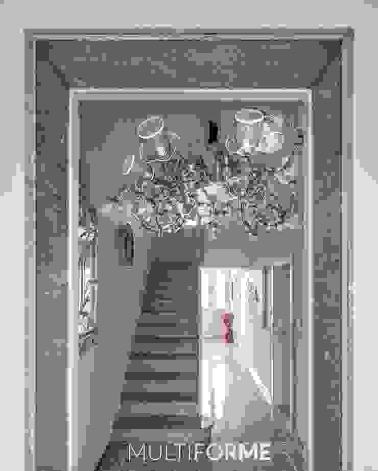 Temptation chandelier - Villa in Franciacorta by MULTIFORME® lighting Classic
