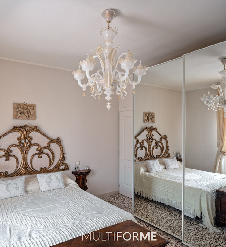 V-classic 800 Classic style bedroom by MULTIFORME® lighting Classic
