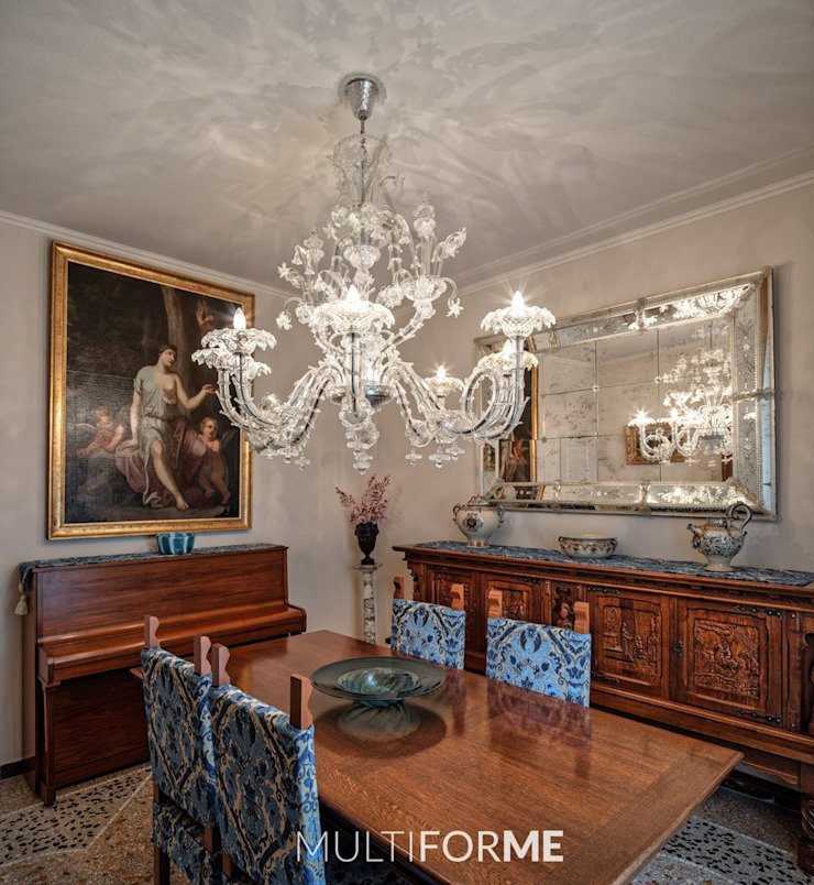Another shot of Villa Borghese by MULTIFORME® lighting Classic