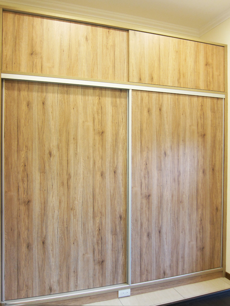 全室案例-台北市大同區-1 根據 ISQ 質の木系統家具 北歐風