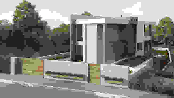 villa proje görsel ms mimarlık Villa