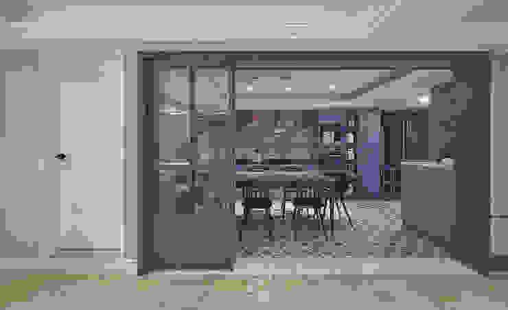 Salle à manger classique par 禾廊室內設計 Classique