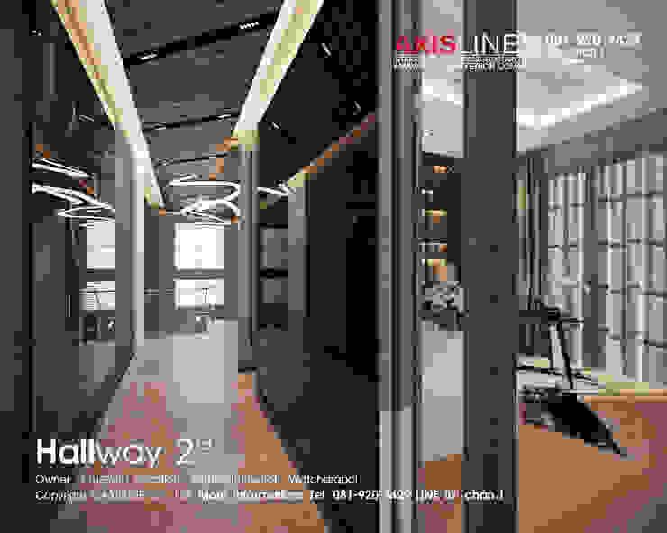 Interior design : บริษัทตกแต่งภายใน ออกแบบตกแต่งภายใน Perspective3D (คุณอรพิณ) : ผสมผสาน  โดย บริษัทแอคซิสลาย จำกัด, ผสมผสาน
