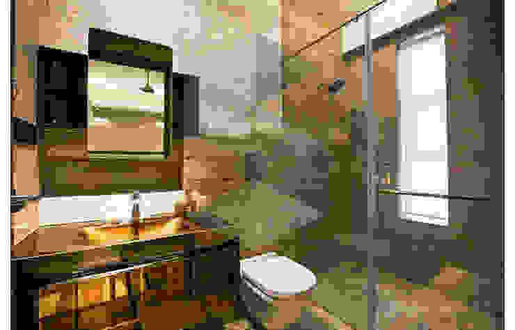 Restrooms should make a statement Skketchboard Insol LLP Modern style bathrooms