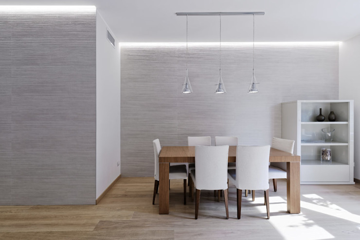 GruppoTre Architetti Modern dining room
