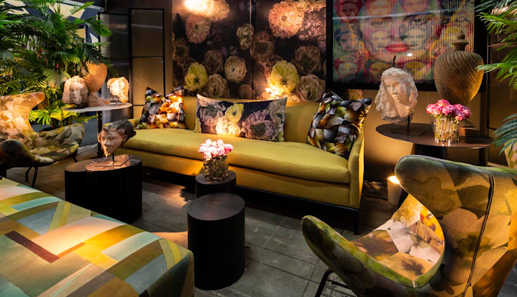 Designing for Africa - feels like home by Sian Kitchener homify Modern