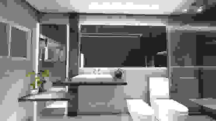 Hito Arquitectura ห้องน้ำ