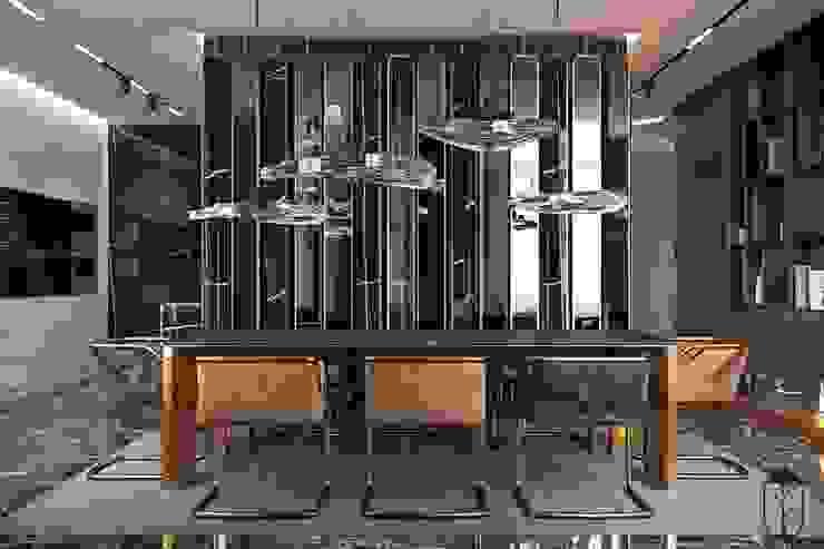 Comedores de estilo ecléctico de U-Style design studio Ecléctico