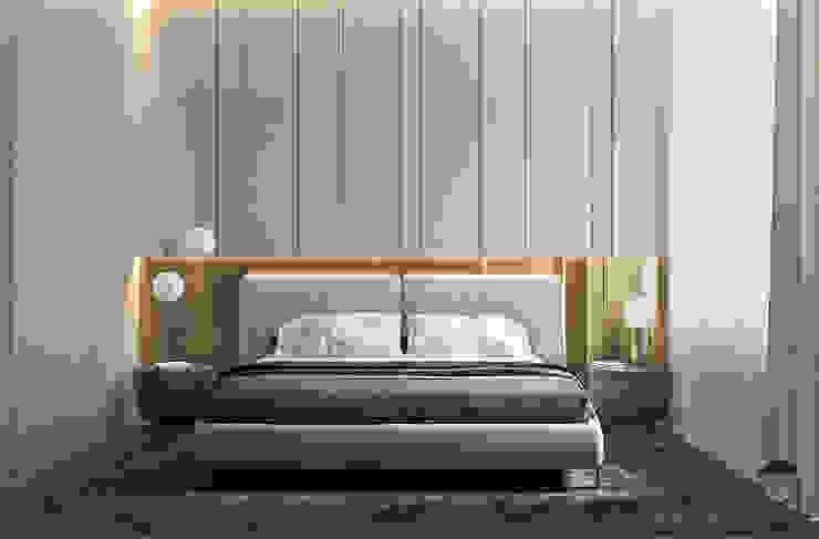 Dormitorios de estilo ecléctico de U-Style design studio Ecléctico