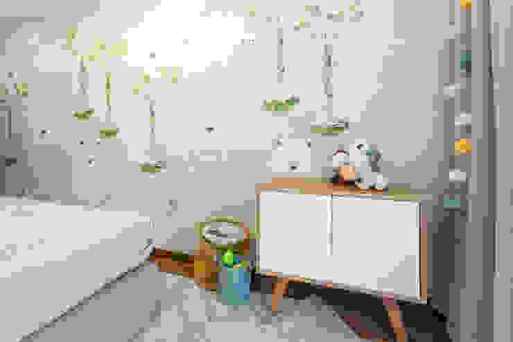 Quarto de Criança - Design de mobiliário por medida por Glim - Design de Interiores Moderno