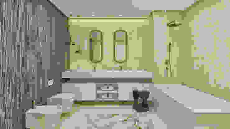 Design de Interiores Instalações Sanitárias por Glim - Design de Interiores