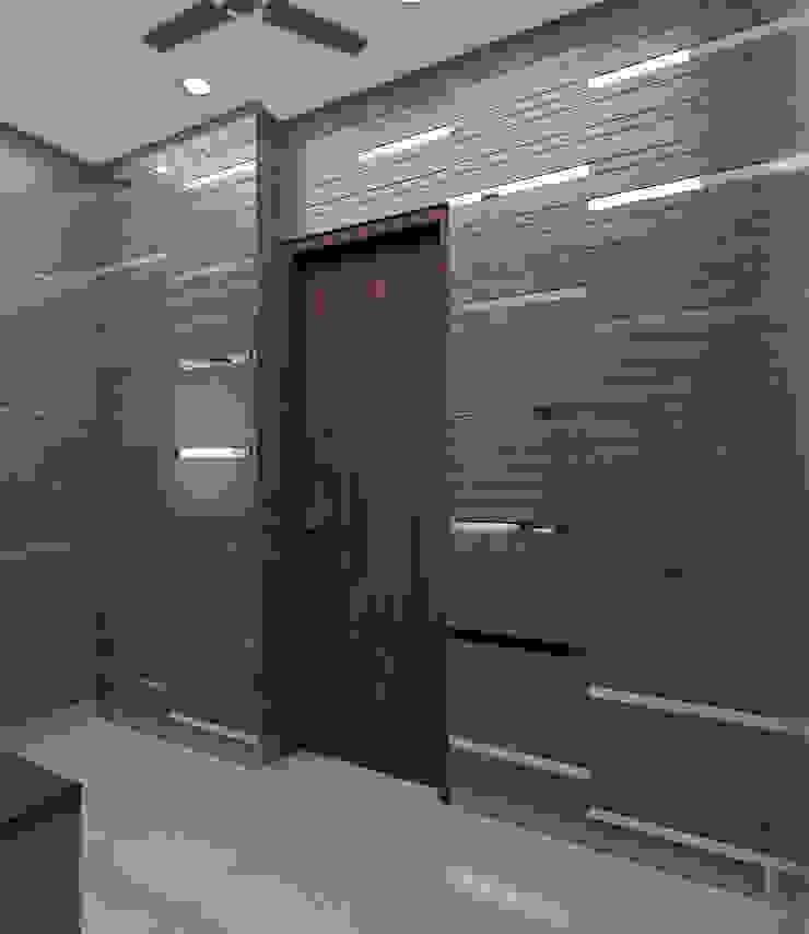 Master Bathroom- Style Statement Modern style bathrooms by Tanish Dzignz Modern