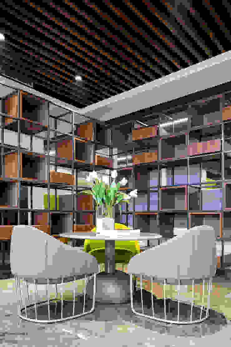 Breakout Area Tanish Dzignz Modern office buildings