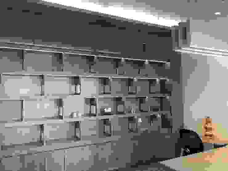 MD Cabin Tanish Dzignz Modern office buildings