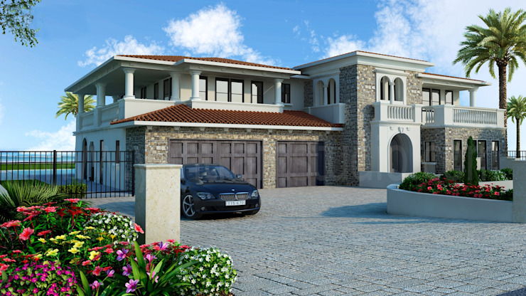 Architect in Punjab by Modern architect
