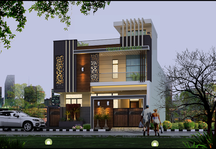 exterior designs by divine architects