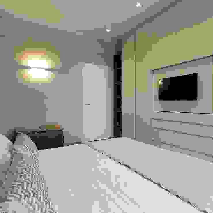 Camera da letto Camera da letto moderna di LM PROGETTI Moderno