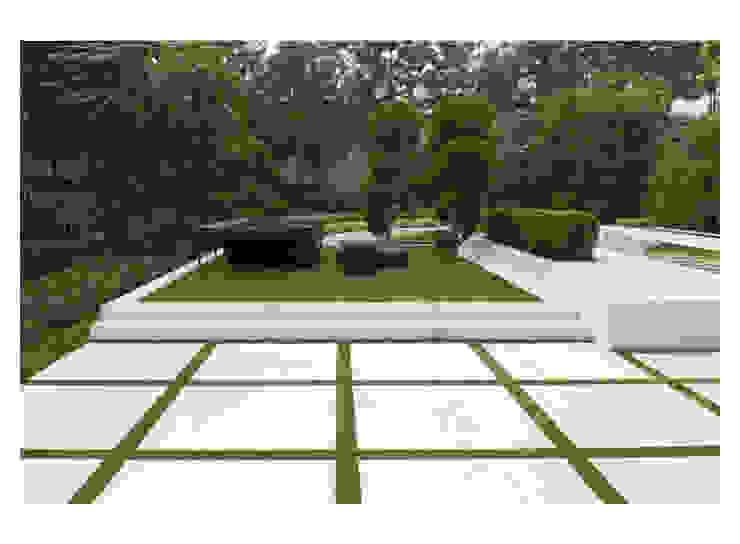 Lawn Design Modern garden by Tanish Dzignz Modern