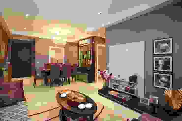 Appartment Interiors Tanish Dzignz Classic style living room