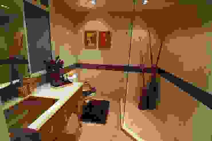 Appartment Interiors Tanish Dzignz Classic style bathroom