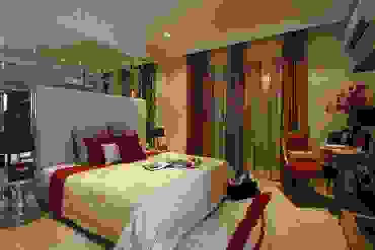 apartment Tanish Dzignz Classic style bedroom