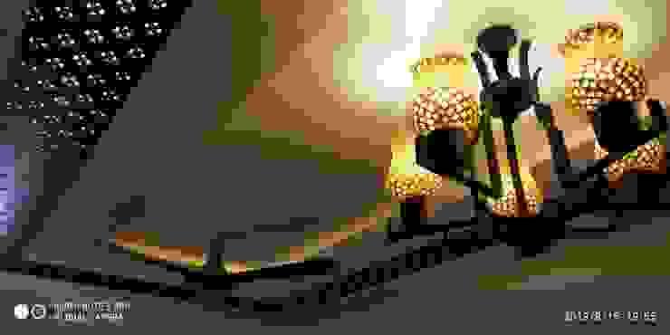 par Interiorwalaa Moderne Bois d'ingénierie Transparent