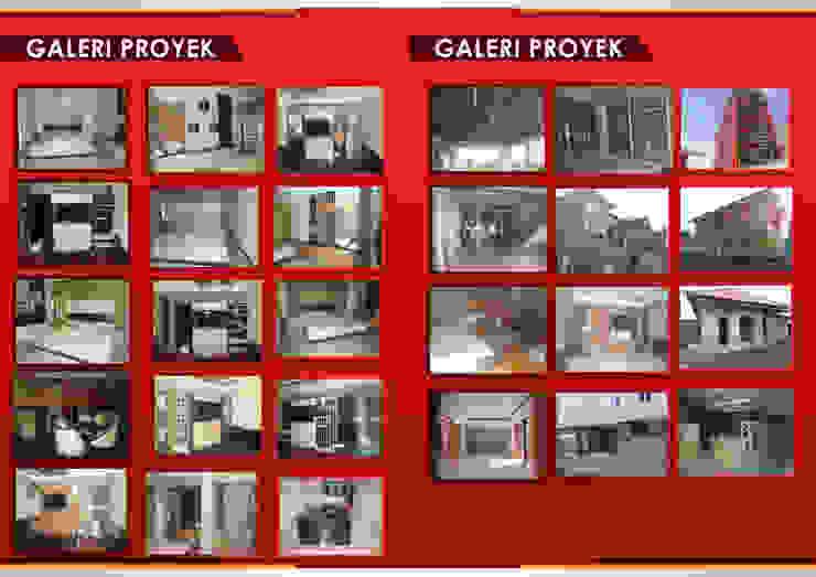 Minimalist study/office by PT.KREASI ARTISTIKA GLOBALINDO Minimalist Plywood