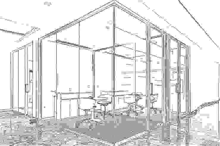 Meeting Room Tanish Dzignz Modern office buildings