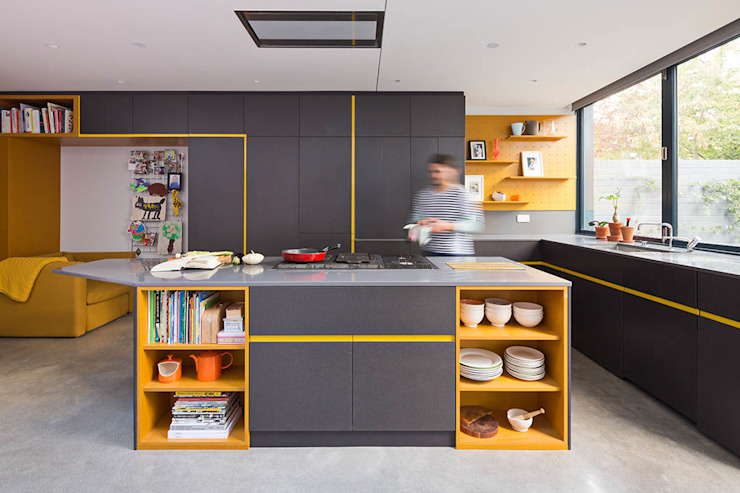 The Etch House Fraher and Findlay Scandinavian style kitchen