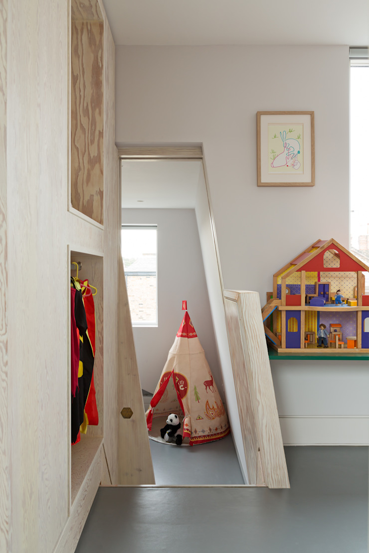 The Etch House Fraher and Findlay Scandinavian style nursery/kids room