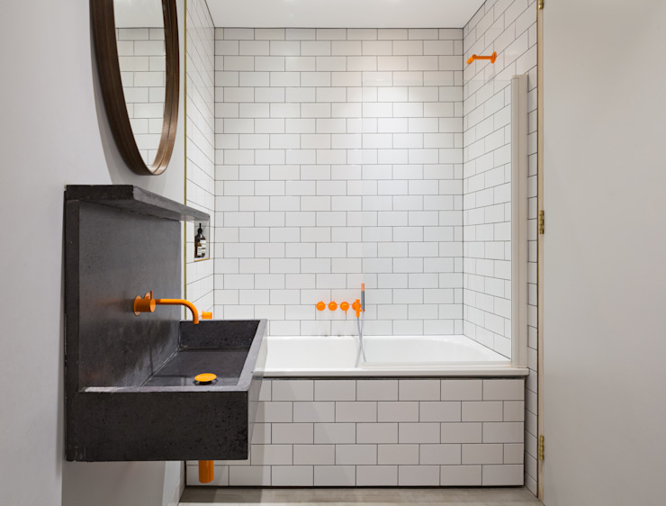 The Etch House Fraher and Findlay Scandinavian style bathroom