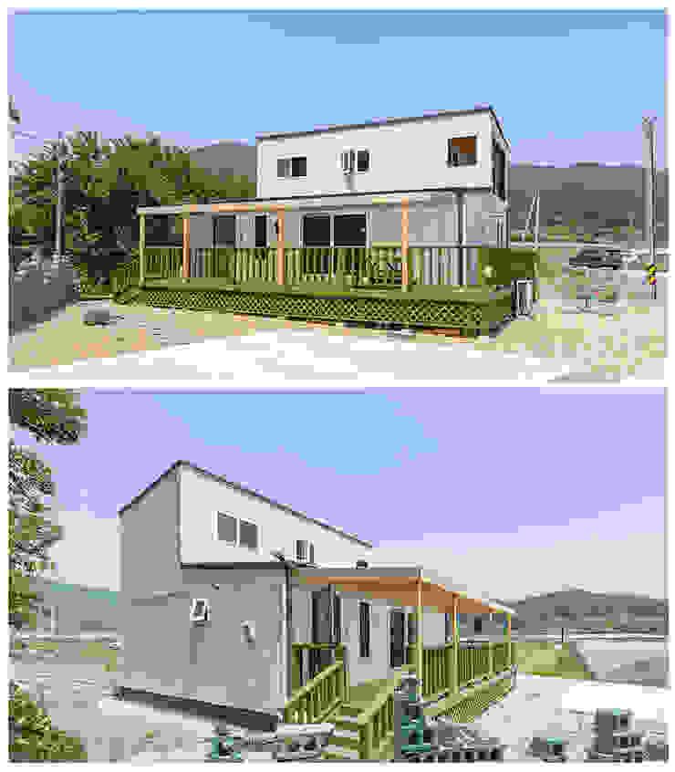 Exterior :: 외관 by 공간제작소(주) 모던