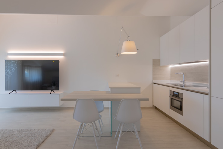 Micro Interior Design ห้องครัว