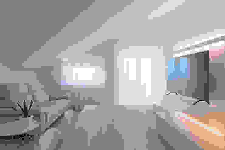 Micro Interior Design Modern living room