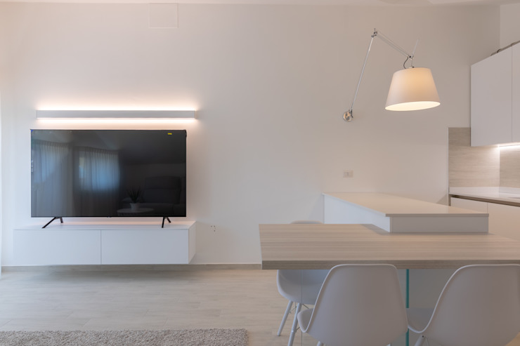 Micro Interior Design ห้องทานข้าว