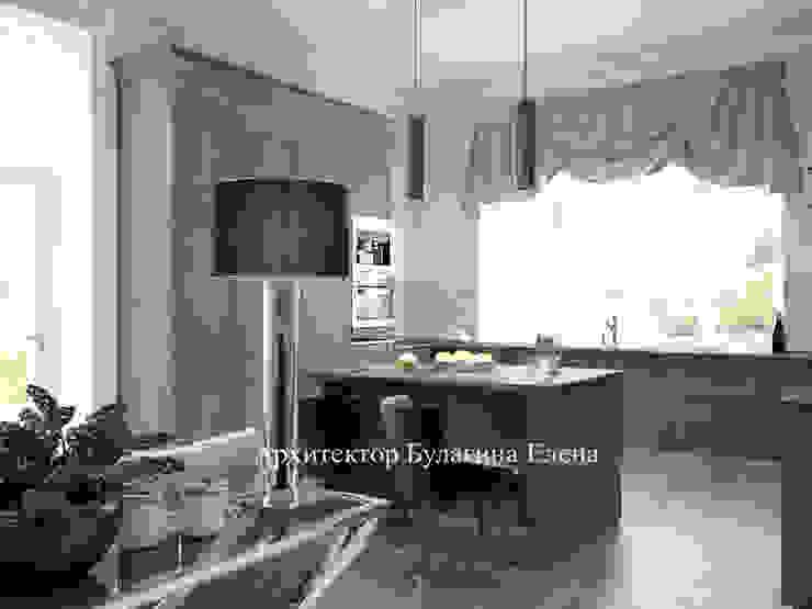 Classic style kitchen by Архитектурное Бюро 'Капитель' Classic