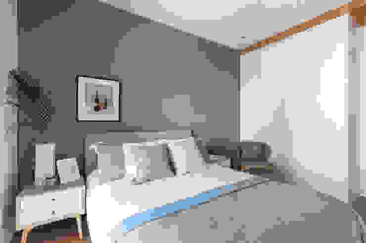 次臥 Modern Bedroom by 存果空間設計有限公司 Modern