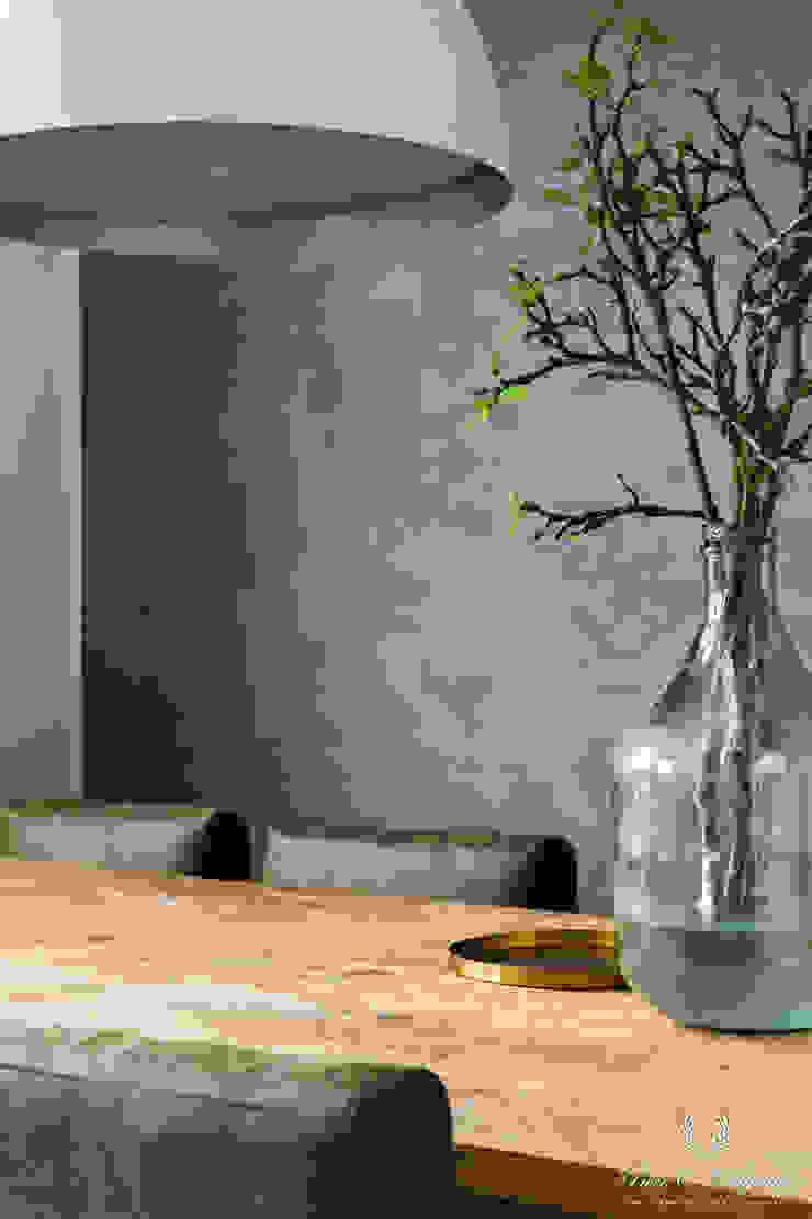 Ruang Keluarga Modern Oleh Pure & Original Modern
