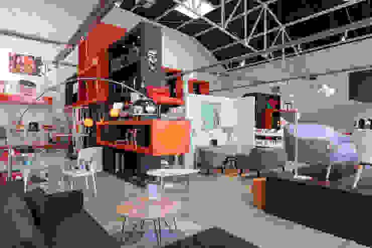Гостиная в стиле модерн от Alterego Design Модерн