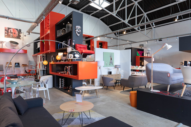 Modern living room by Alterego Design Modern