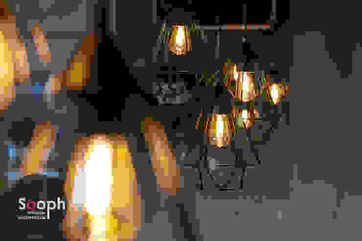 lampen van Sooph Interieurarchitectuur Eclectisch