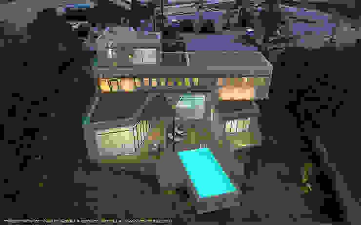 Villa-Salou van A. Simhy - Design/Build Consultancy