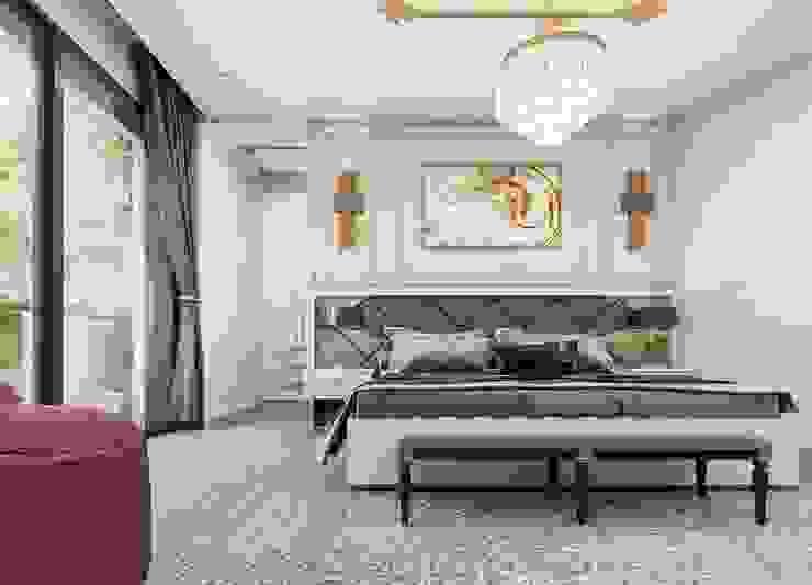 VERO CONCEPT MİMARLIK Chambre moderne