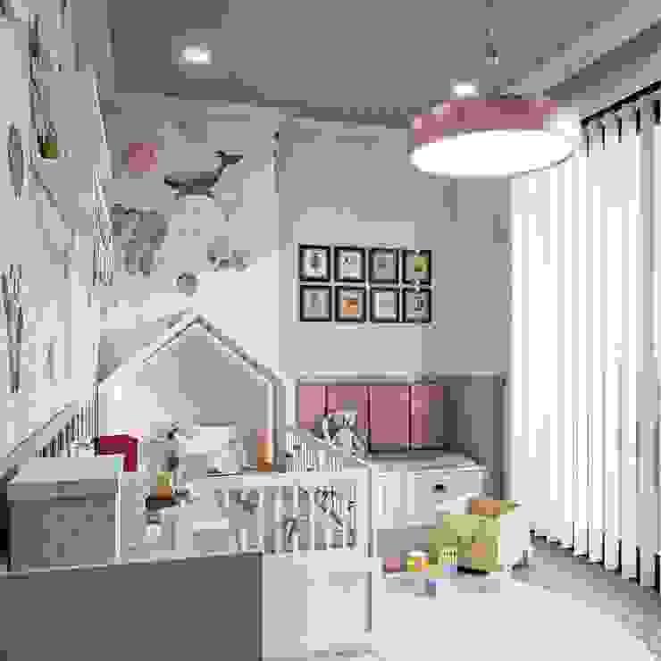 VERO CONCEPT MİMARLIK Chambre d'enfant moderne