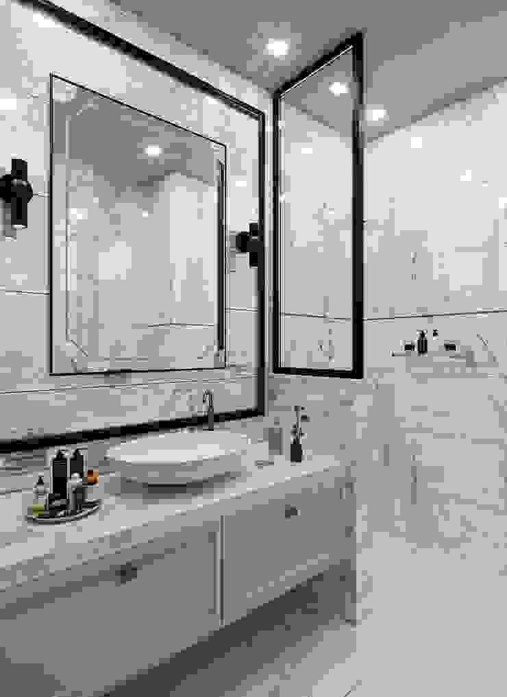 VERO CONCEPT MİMARLIK Salle de bain moderne