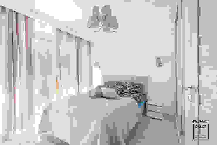 Perfect Space Kamar Tidur Modern White